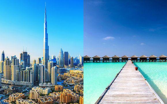 Rendez-vous... à Dubaï et aux Maldives