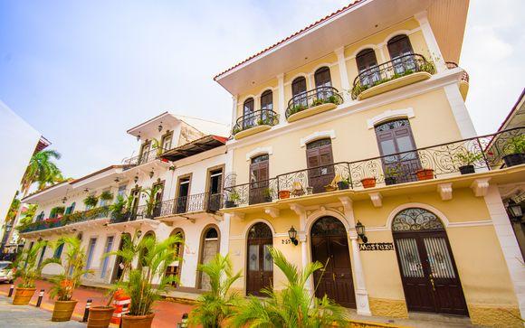 Circuit Les Merveilles du Panama en 7 ou 9 nuits
