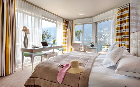 Hôtel Eden Roc Ascona 5*