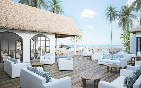 Hôtel Seasense Mauritius 5* et séjour possible à Dubaï