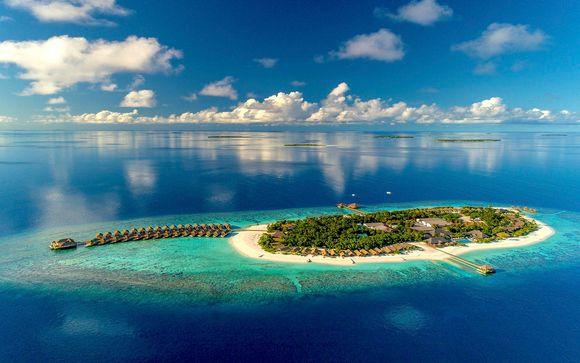 H�tel Kudafushi Resort & Spa 5*