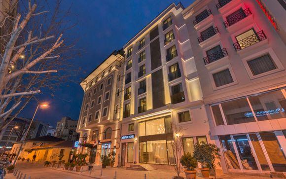 Poussez les portes du boutique-hôtel Bisetun 4*
