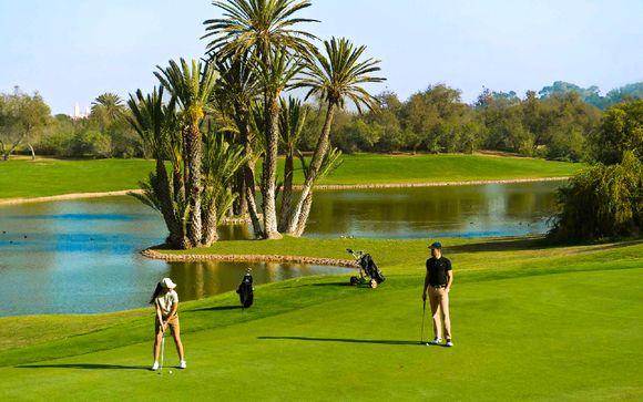 Combiné Riad Dar Alhambra et Club Med Agadir 3 Tridents
