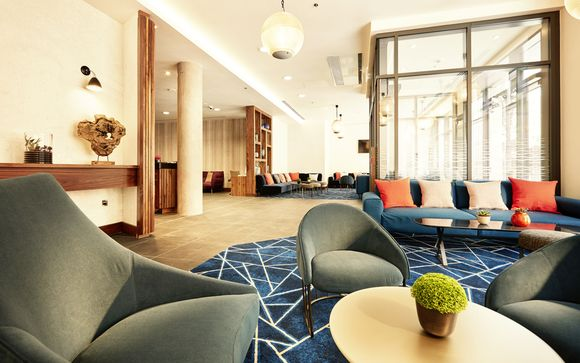 Appart'hôtel Marlin Waterloo 4*