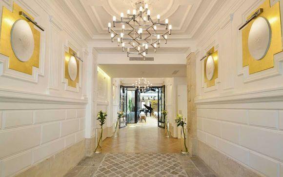 Hôtel 123 Sebastopol 4*