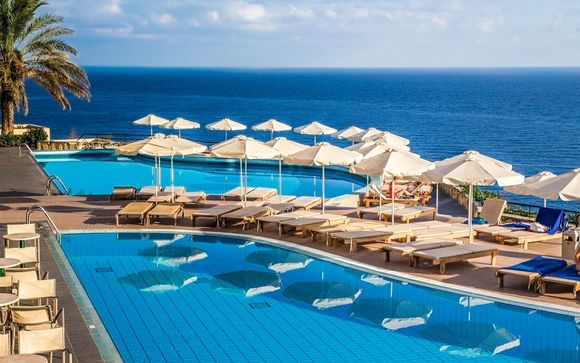 Club Coralia Athina Palace Resort & SPA 5*