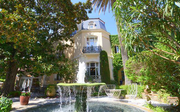 Poussez les portes de l'hôtel Casa Païral à Collioure
