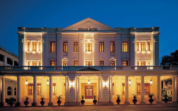 Votre hôtel à Rangoon