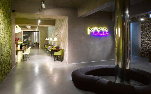 Boutique Hôtel Moods 4*