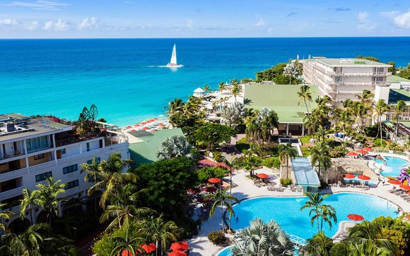 Sonesta Maho Beach Resort & Casino 4*