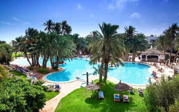 Odyssée Resort Thalasso & Spa Oriental 4*