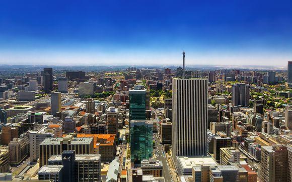 Rendez-vous... à Johannesburg