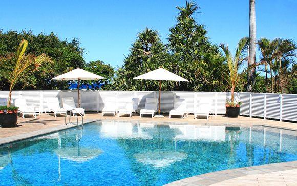 Poussez les portes de l'hôtel Villa Delisle 4* à Saint Pierre de la Réunion