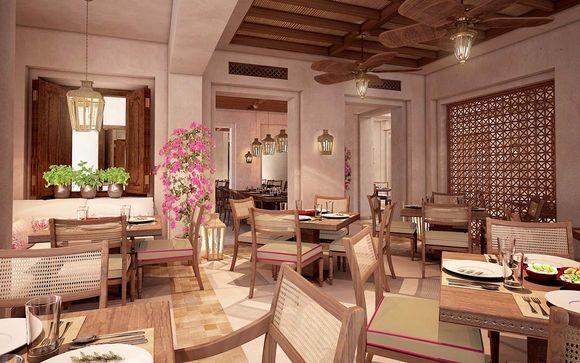 Poussez les portes de l'hôtel Jumeirah Al Wathba Desert Resort & Spa 5*