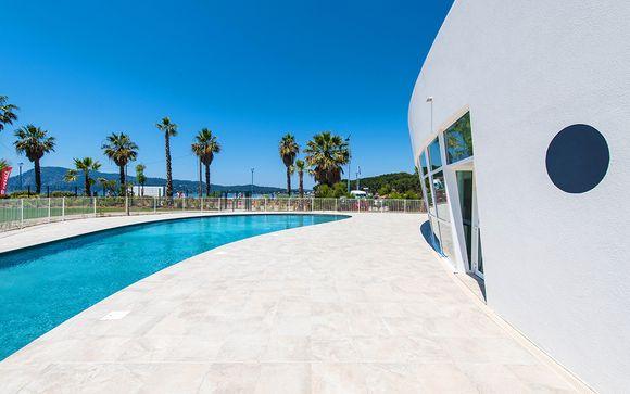 Poussez les portes de votre résidence Nemea Le Cap Azur