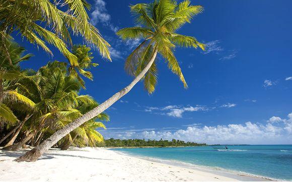 Tout compris entre soleil et mer turquoise à partir de 445€