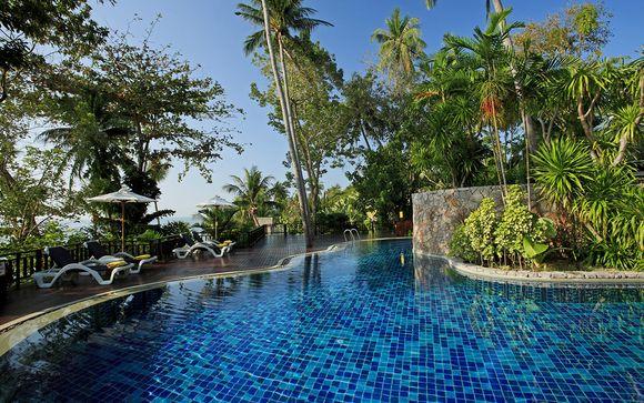 Poussez les portes de votre hôtel Centara Villas Samui 4*