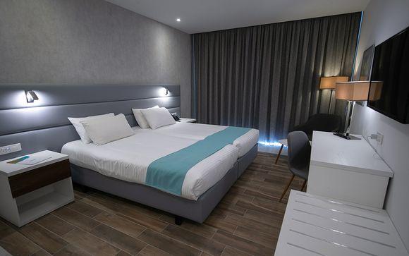 Poussez les portes du Solana Hotel & Spa 4*