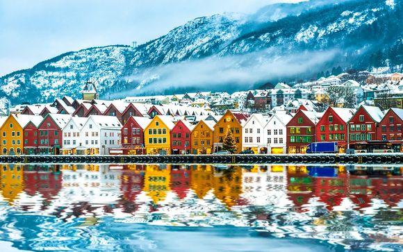 Circuit Expérience dans les Fjord