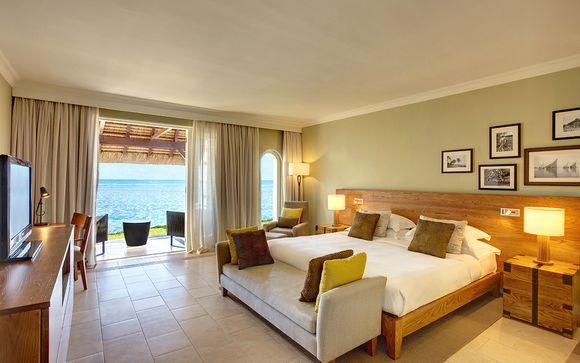 Poussez les portes de l'hôtel Hôtel Outrigger Mauritius Beach Resort 5* à Maurice
