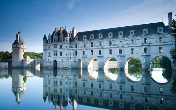 Découverte des Châteaux de la Loire & Hôtel Océania de l'Univers 4*