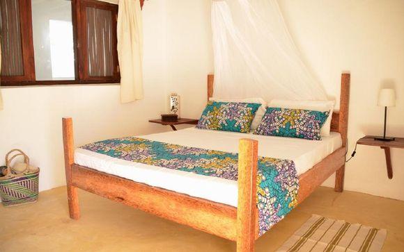 Poussez les portes de votre hôtel Indigo Beach Zanzibar 4*