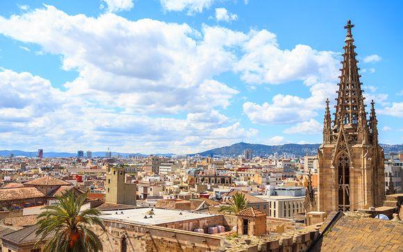 Découvrez barcelone une ville en perpétuel mouvement à limage de son monument emblématique à jamais inachevé la sagrada família