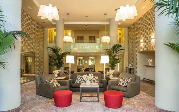 Hôtel Mamaison Andrassy 4*