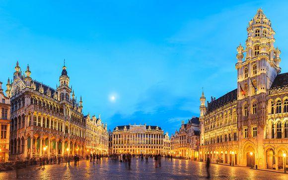 H�tel Radisson RED Brussels 4*