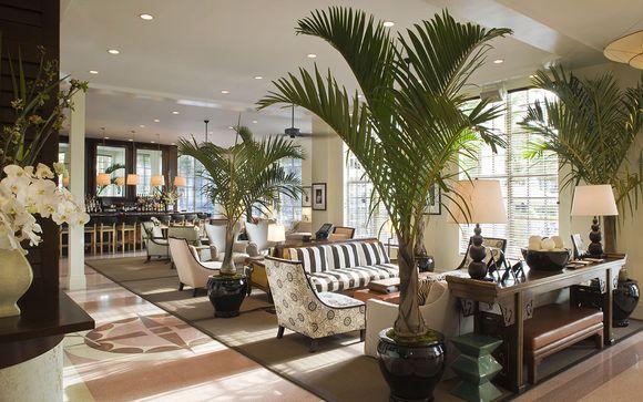 Votre extension à l'hôtel The Betsy South Beach 4*