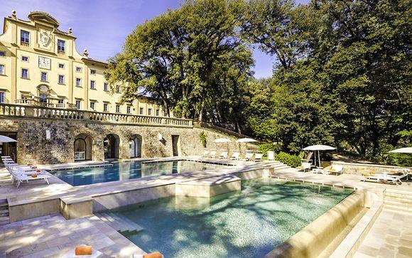 Hôtel Villa Le Maschere 5*
