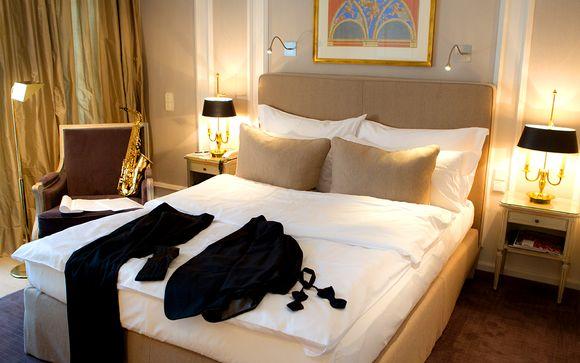 Poussez les portes à l'Hotel München Palace 5*