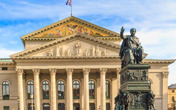 L'Opéra National de Bavière