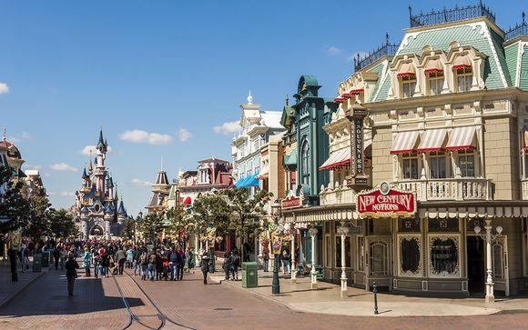 Le Parc Disneyland ®