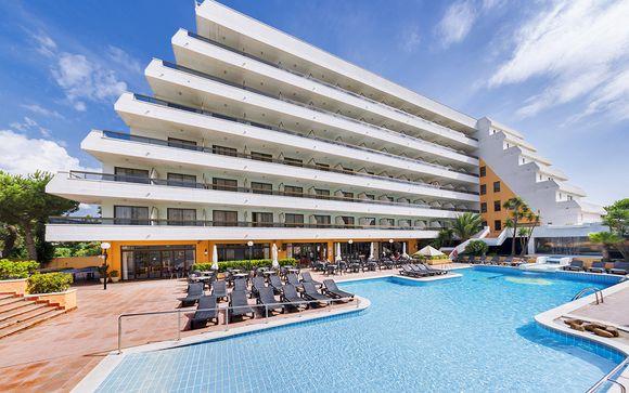 Hôtel Tropic Park 4*