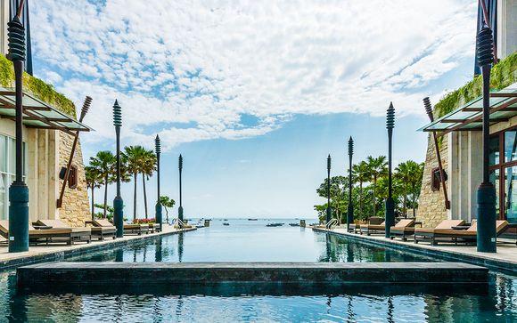 Combin� Sthala Ubud 5*, Anema Lombok 4* et Sakala Resort 5*