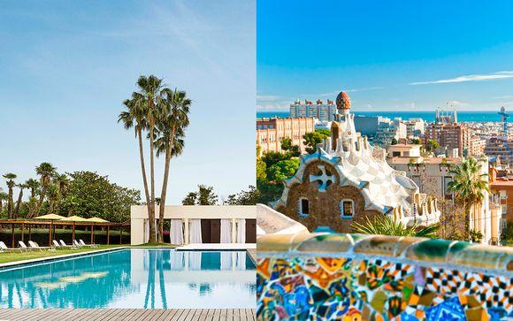 Hôtel Fairmont Rey Juan Carlos I 5* et le monde de Gaudi