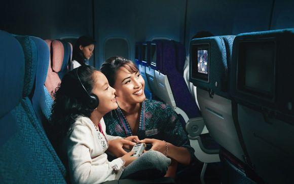 Envolez-vous avec la compagnie Malaysia Airlines