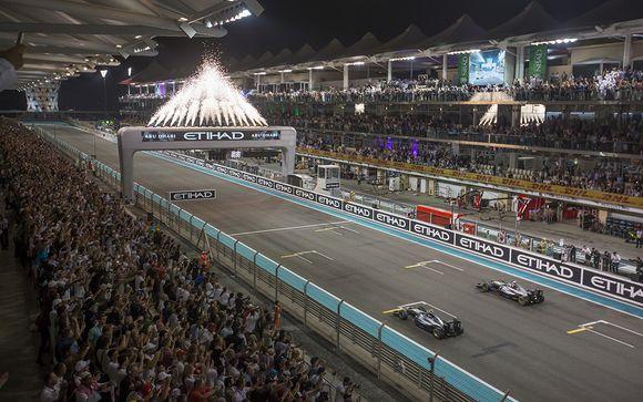 Le Grand Prix de Formule 1 D'Abu Dhabi