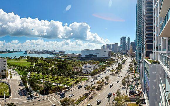 Poussez les portes de l'hôtel Hôtel The Gabriel 5* à Miami