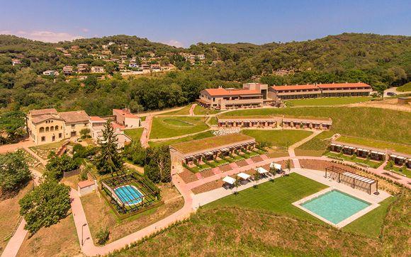 Poussez les portes du Mas Salagros Ecoresort & Aire Ancient Baths 5*