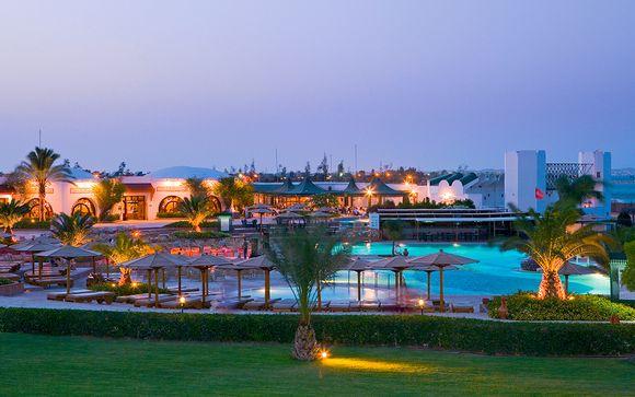 Votre extension à l'hôtel Club Mercure Hurghada