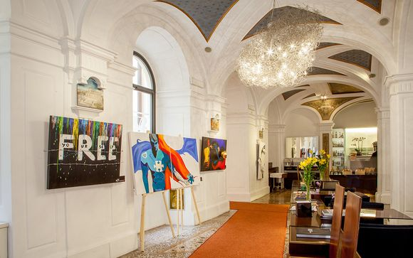 Hôtel Art by the Spanish Steps 4*