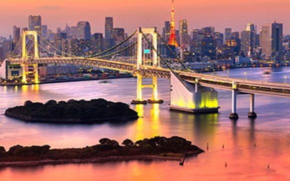 Mettez une option sur l'évasion au Japon
