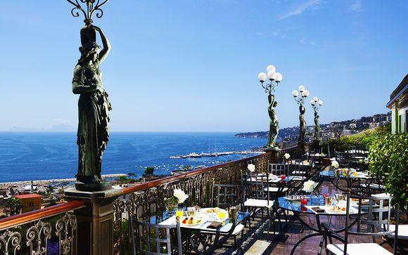 Italie Naples - Grand Hotel Parker's 5* à partir de 129,00 €