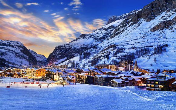 Rendez-vous... à Val d'Isère