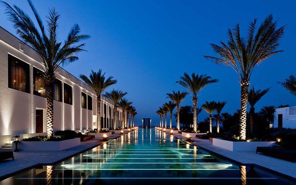 Combiné escapade Omanaise et séjour possible à Dubai