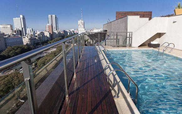 Poussez les portes de l'hôtel N9 de Julio 4* à Buenos Aires (ou similaire)