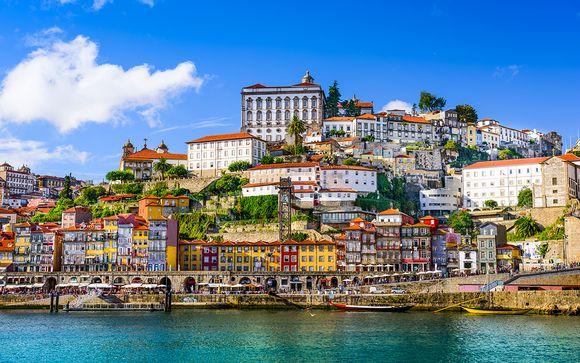 Escapade de charme sur les rives du Douro et du Tage