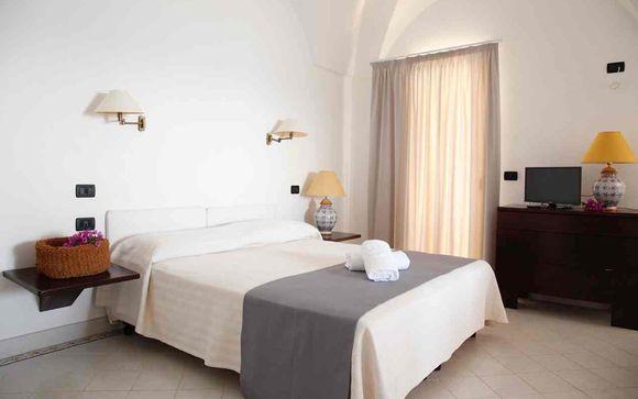 Poussez les portes de votre Hôtel Mursia & Spa 4*